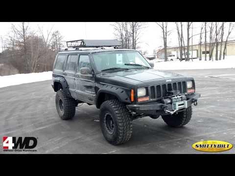 2000 Jeep Cherokee XJ parts by 4 Wheel Drive Hardware