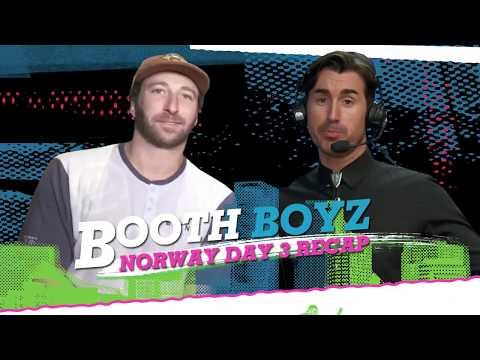 Booth Boyz: Norway Day 3 Recap   World of X Games