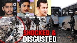 Salman Khan, Priyanka Chopra, Akshay Kumar REACT On Pulwama Kashmir Attack