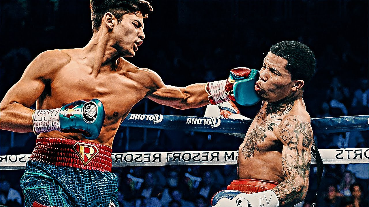 7 Times When RYAN GARCIA showed Next LEVEL Speed!