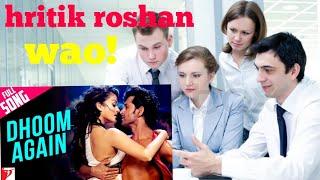 Hritik roshan dance 3 soung reaction foreigner