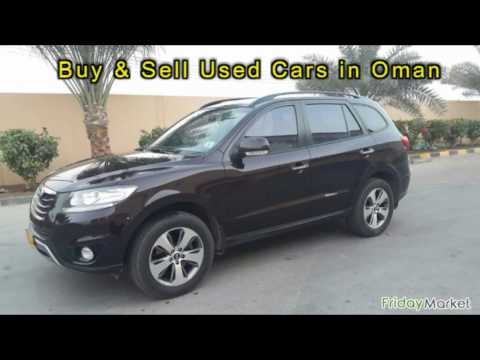 Used Cars in Oman - FridayMarket.com