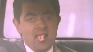 Posting a Letter | Funny Clip | Classic Mr. Bean
