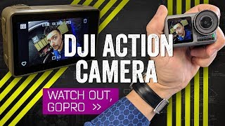 DJI Osmo Action: A GoPro With Double The Displays