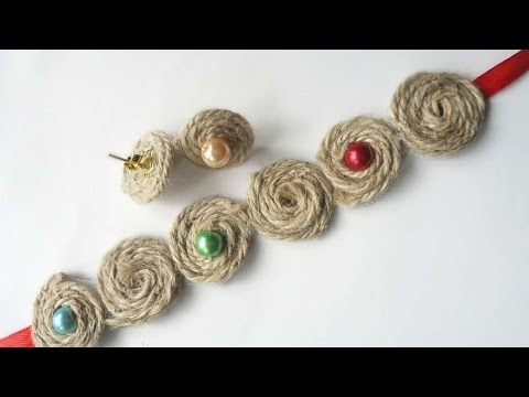 How To Make A Funky Hemp Cord And Bead Bracelet - DIY Style Tutorial - Guidecentral