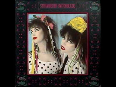 Strawberry Switchblade - 01 Since Yesterday (With Lyrics)