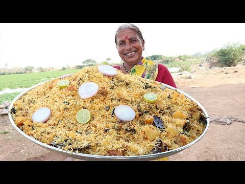 Aloo dum biryani recipe || Potato biryani || Desi Kitchen