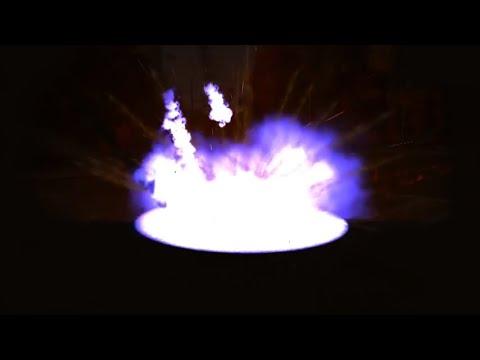 GTA IV BTTF Blue Explosions FX