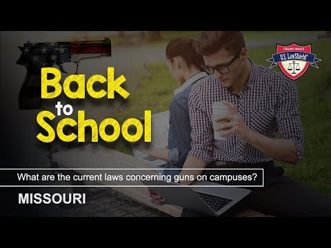 Missouri Back to School 2017