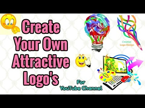 how to create logo free 2017 | create your own logo on your mobile 2017