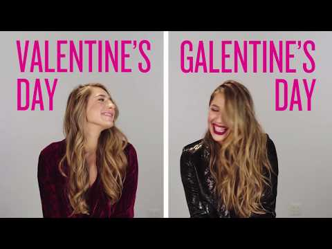 Valentine's Day Hair Ideas: Date Night to Girls Night Out with Andrea Pion