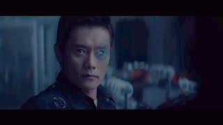 Terminator Genisys (2015) T - 1000 Scene