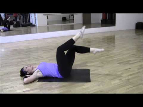 TIGHTEN YOUR LOWER STOMACH FAST! AB WORKOUT