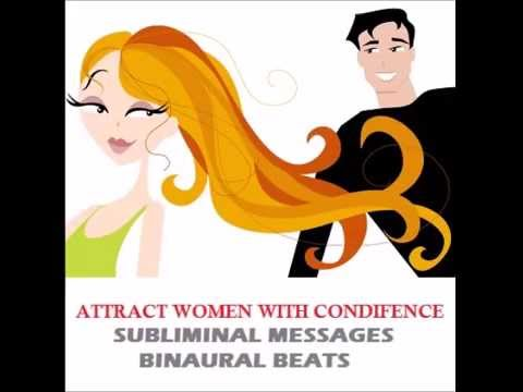 Attract Women Without Games -Be Confident, Be Yourself |  Subliminal Messages Binaural Beats