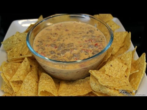 Easy Rotel Dip Recipe |  Easy Football Snack | Episode 129