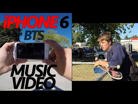 iPhone 6 Plus Music Video - 240FPS SLOMO Optical Stabilization COOL KIDS Cover Behind the Scenes
