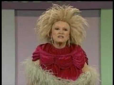 Phyllis Diller  Spice Girls audition