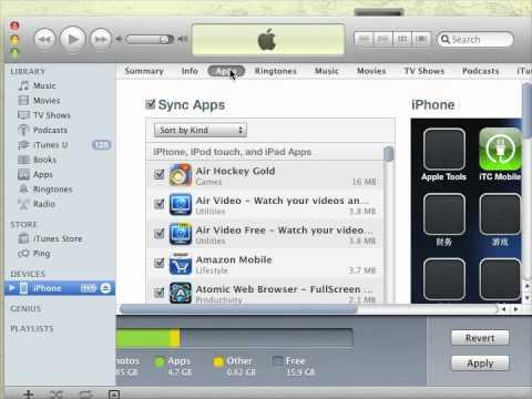 How to load custom ringtones into iPhone with Ringtone Maker Pro app.