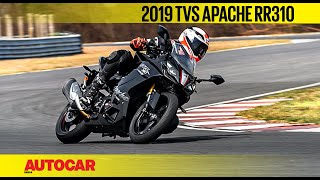 2019 TVS Apache RR 310 | First Ride Review | Autocar India