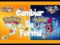 como cambiar de forma hoopa  shaymin y más pokemon legendarios en pokemon sol y pokemon luna