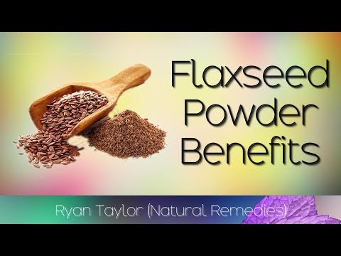 Flax Seed Powder: Benefits & Uses