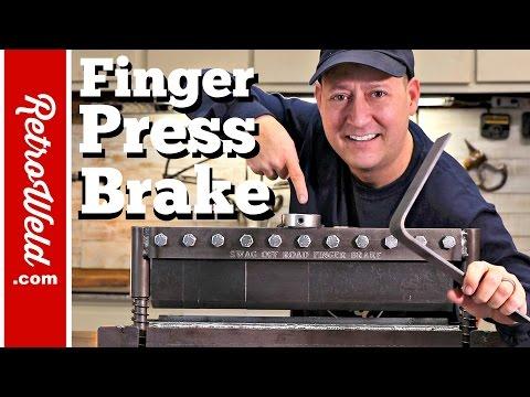 🔴 Finger Press Brake Kit / Swag Off Road