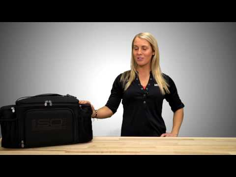 6 Meal Blackout Isobag by Isolator fitness