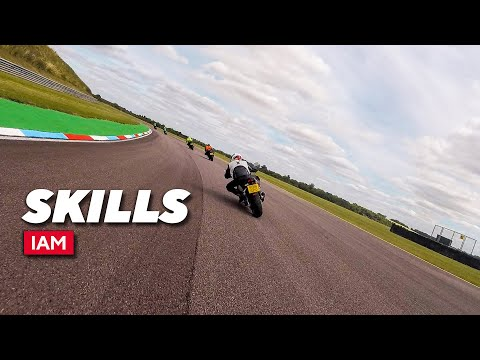 Riding Cheddar Gorge | IAM Skills Day Thruxton July 13th 2017