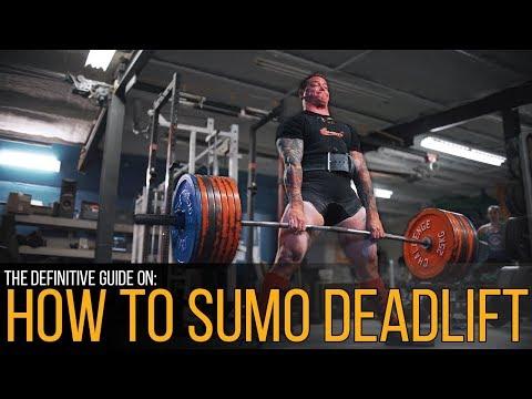 How To Sumo Deadlift: The Definitive Guide - PakVim net HD Vdieos Portal
