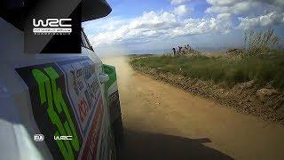 WRC 2 - YPF Rally Argentina 2018: ONBOARD Kalle Rovanperä SS13
