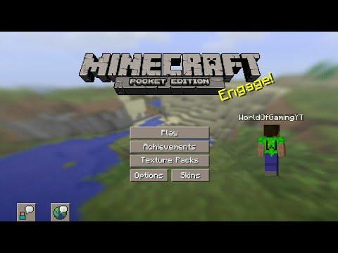 Minecraft PE 1.3 | FAKE MCPE XBOX EDITION LEAKED?? + GAMEPLAY!!