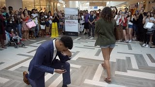 MARRIAGE PROPOSAL GONE WRONG!! SHE SAID NO!!! 😳😨😢