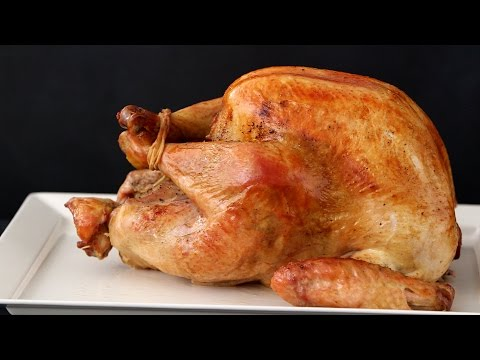 The Golden Rules for Roasting a Turkey- Kitchen Conundrums with Thomas Joseph