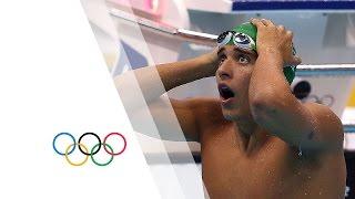 Le Clos shocks Phelps - Men