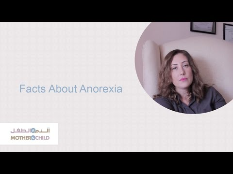 Facts About Anorexia - Mother & Child