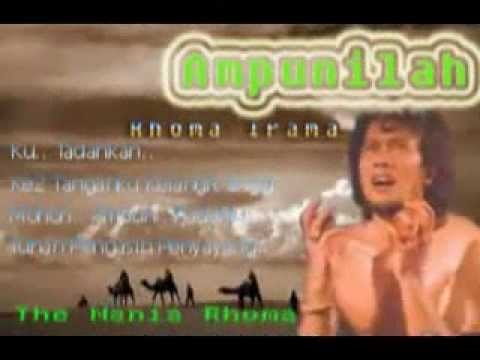 Video Anda Ampunilah   Rhoma Irama  mp4
