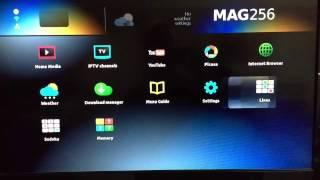 Factory reset a Mag 250 , Mag 254 or Mag 256 - PakVim net HD Vdieos