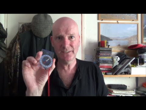 Compass back bearings