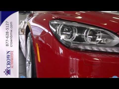 2013 BMW 650i Gran Coupe Greensboro NC Durham, NC #DDG66932