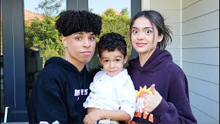 WE ADOPTED A CHILD FOR A DAY!