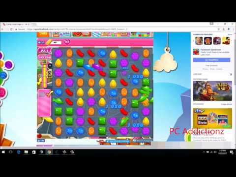 Hacking Candy Crush with Cheat Engine 2017