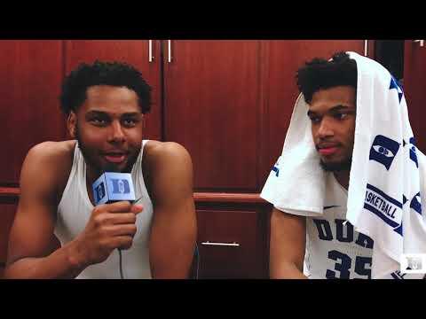 DBP Exclusive: Duke 60, Syracuse 44 (2/24/18)