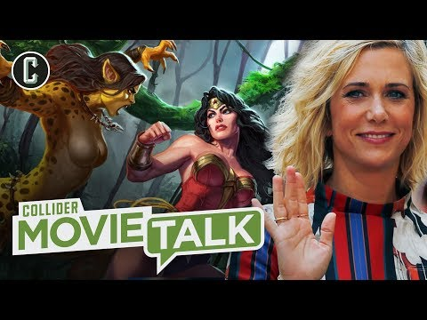 Wonder Woman 2 Eyes Kristen Wiig for Villain - Collider Movie Talk