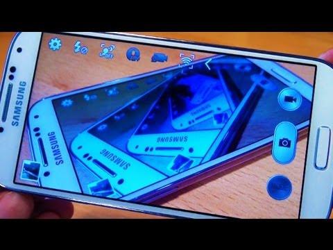 How to Set Up Remote Camera Samsung Galaxy S4 IV