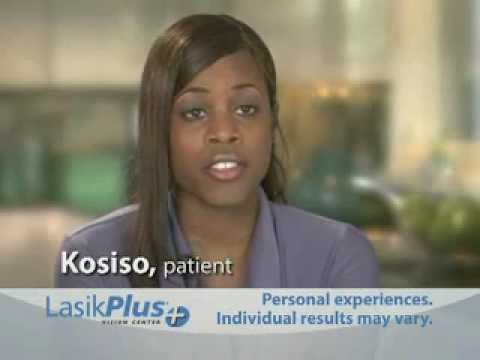 Kosiso  Had Her LASIK Questions Answered