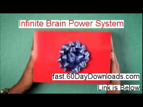 Infinite Brain Power System Download PDF 60 Day Risk Free - Instant Access