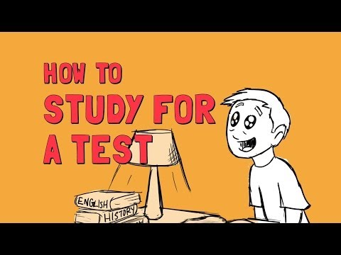 Wellcast - How to Study for a Test