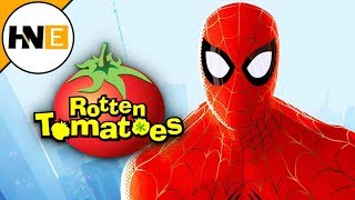 Download Spider-Man: Into the Spider-Verse Rotten Tomatoes Score & Review ROUNDUP! Video