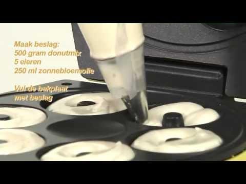 Donut maker DM 06
