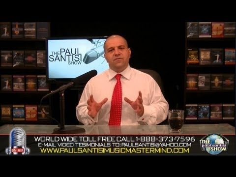 The Paul Santisi Show Episode #2 Clear Your Mind And OPEN YOUR SOUL